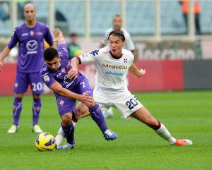 Diretta Cagliari - Fiorentina, live della partita di serie A