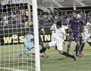 """La Fiorentina perde e saluta l'Europa League. Montella: """"Ci prendiamo i fischi e andiamo a casa"""""""