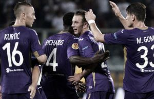Fiorentina, i convocati per Kiev: tornano Babacar e Tatarusanu