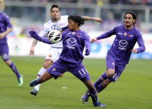 Diretta Fiorentina - Genoa, live della partita di Serie A