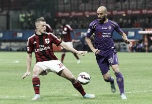 Jogo Fiorentina x Milan ao vivo online pela Serie A (0-0)