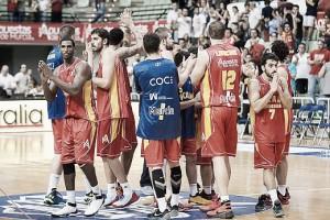 FIATC Juventut - UCAM Murcia: una victoria para comenzar el 2016