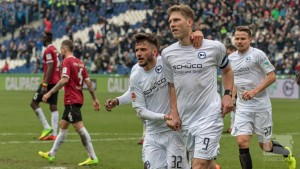 Hannover 96 2-2 Arminia Bielefeld: Debatable decisions and drama in Hannover