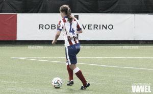 """Rocío Gálvez: """"Ya sólo pensamos en jugar contra el Sant Gabriel y ganar"""""""