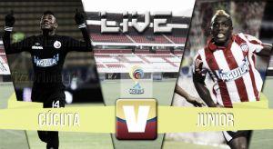 Cúcuta Deportivo vs Atl. Junior, Liga Águila en vivo y en directo 2015