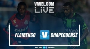 Resultado de Flamengo x Chapecoense na Copa Sul-americana 2017 (4-0)