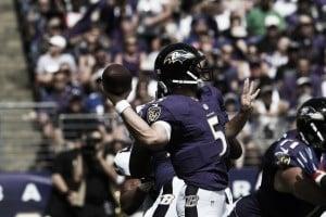Baltimore Ravens top lethargic Buffalo Bills