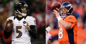 I Ravens ospiti dei Broncos, comincia la stagione NFL
