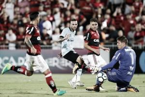 Jogadores gremistas destacam dificuldade da partida e enaltecem vitória sobre Flamengo no Rio