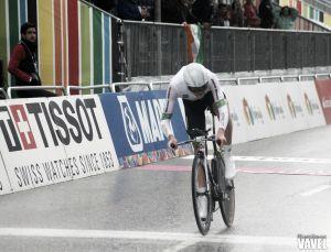 Fotos e imágenes de la CRI Sub - 23 masculina del Mundial de ciclismo de Ponferrada 2014