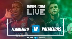 Resultado Palmeiras 1x1 Flamengo no Campeonato Brasileiro 2018