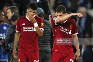 Liverpool's sporadic starters left in no-man's-land after early League Cup exit