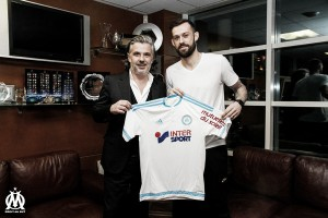 Steven Fletcher y Thauvin abandonan la Premier League rumbo a Marsella