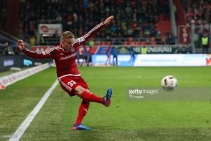 Huddersfield complete Florent Hadergjonaj loan deal