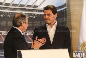 """Florentino, sobre Casillas: """"Entiendo que se quiera ir, está hasta los huevos"""""""
