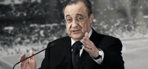 """Florentino Pérez: """"El Real Madrid ingresa mucho dinero, aun sin los derechos de televisión"""""""