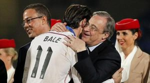 Gareth Bale is key to the future of Real Madrid says Florentino Perez