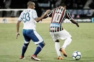 Avaí vira sobre o Fluminense e consegue vantagem expressiva na Copa do Brasil