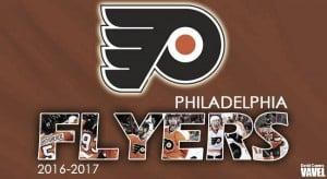 Philadelphia Flyers 2016/17
