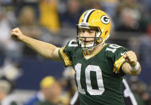 Los Packers se aprovechan de los fallos de Romo