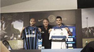 Inter Milan introduce new signings