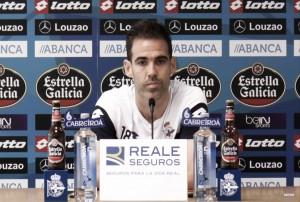 """Fernando Navarro: """"La segunda vuelta va a ser muy exigente"""""""