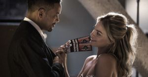 Tráiler de 'Focus' con Will Smith y Margot Robbie, timadores de lujo