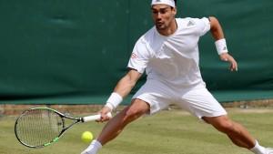 Wimbledon 2016 - Fognini avanti al quinto set, fuori Seppi contro Raonic