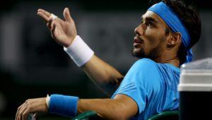 Atp Madrid: Fognini cede a Dolgopolov, forfait di Federer