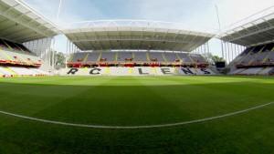 Revivez RC Lens - Nîmes Olympique (1-0)