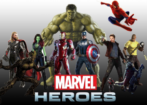 El interior de Marvel está conectado