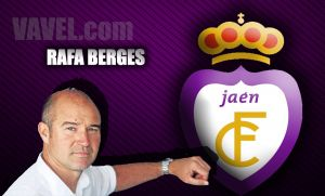 Rafa Berges nuevo entrenador del Real Jaén