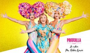 Priscilla 'reina de los musicales' en su gira