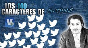 Los 140 caracteres de Al-Thani