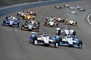 IndyCar: Fontana By The Numbers