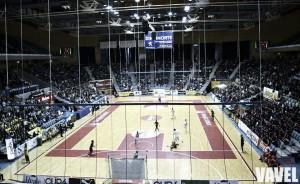 Un Santiago Futsal - FC Barcelona ante 4500 espectadores en Sar