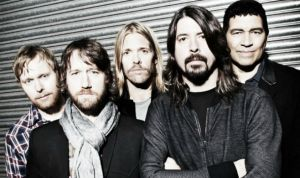 The Holy Shits, seudónimo de Foo Fighters