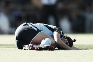 Caitlin Foord Announces ligament rupture in foot