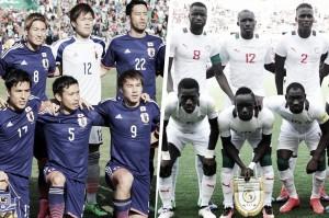 Japão x Senegal: Duelo dos líderes inesperados