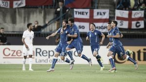 England U21 1-3 Italy U21: Italian win proves fruitless as both sides are jettisoned from the competition