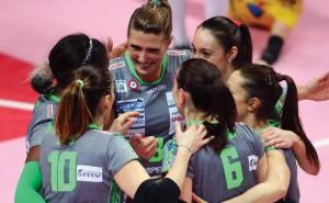 Volley, A1 femminile - Play-off scudetto: ok Scandicci, Firenze, Casalmaggiore e Bergamo