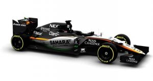 Force India Reveal New Car For 2015 F1 Season