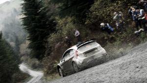 El WRC y Hirvonen despiden la temporada en Gales