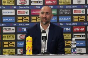 """Udinese - Tudor: """"Prendiamoci il punto e continuiamo a lavorare"""""""