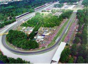 All'autodromo di Monza si sono scritte importanti pagine di storia della Formula 1