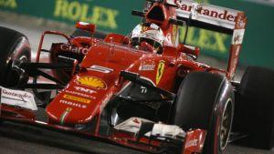 """F1 Qualifiche Singapore, Vettel: """"Pole incredibile"""""""