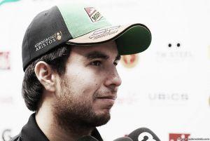 """Sergio Pérez: """"Quiero un segundo año con el equipo, es mi objetivo"""""""