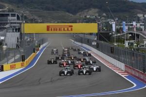 La storia del Gran Premio di Russia