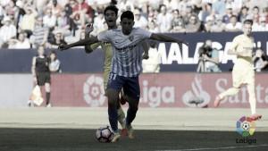 Convocatoria del Málaga CF para recibir a la SD Eibar