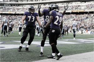 Los Ravens salen de su mala racha a costa de los Titans